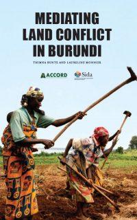 ACCORD - Report - Mediating land conflict in Burundi - English