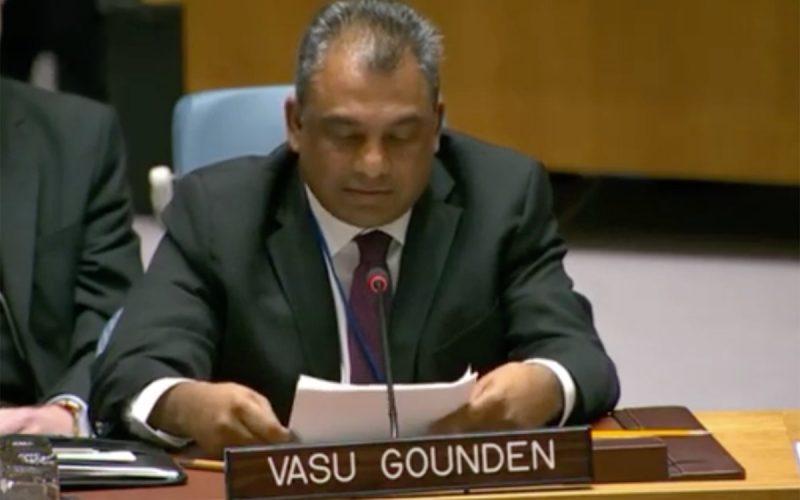 Dr Gounden's Speech Silencing The Guns