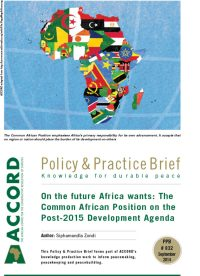 on-the-future-africa-wants